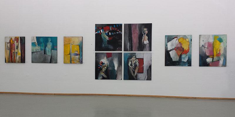 Galerie Kalina - Ausstellung ASPEKTE 2016